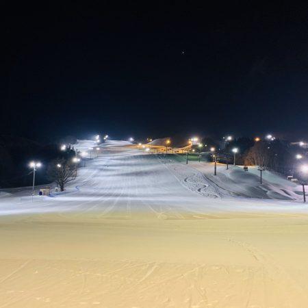 矢島スキー場(ナイター)