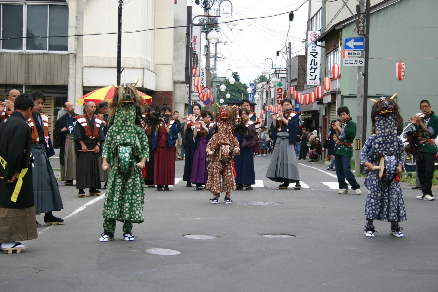 本荘八幡神社