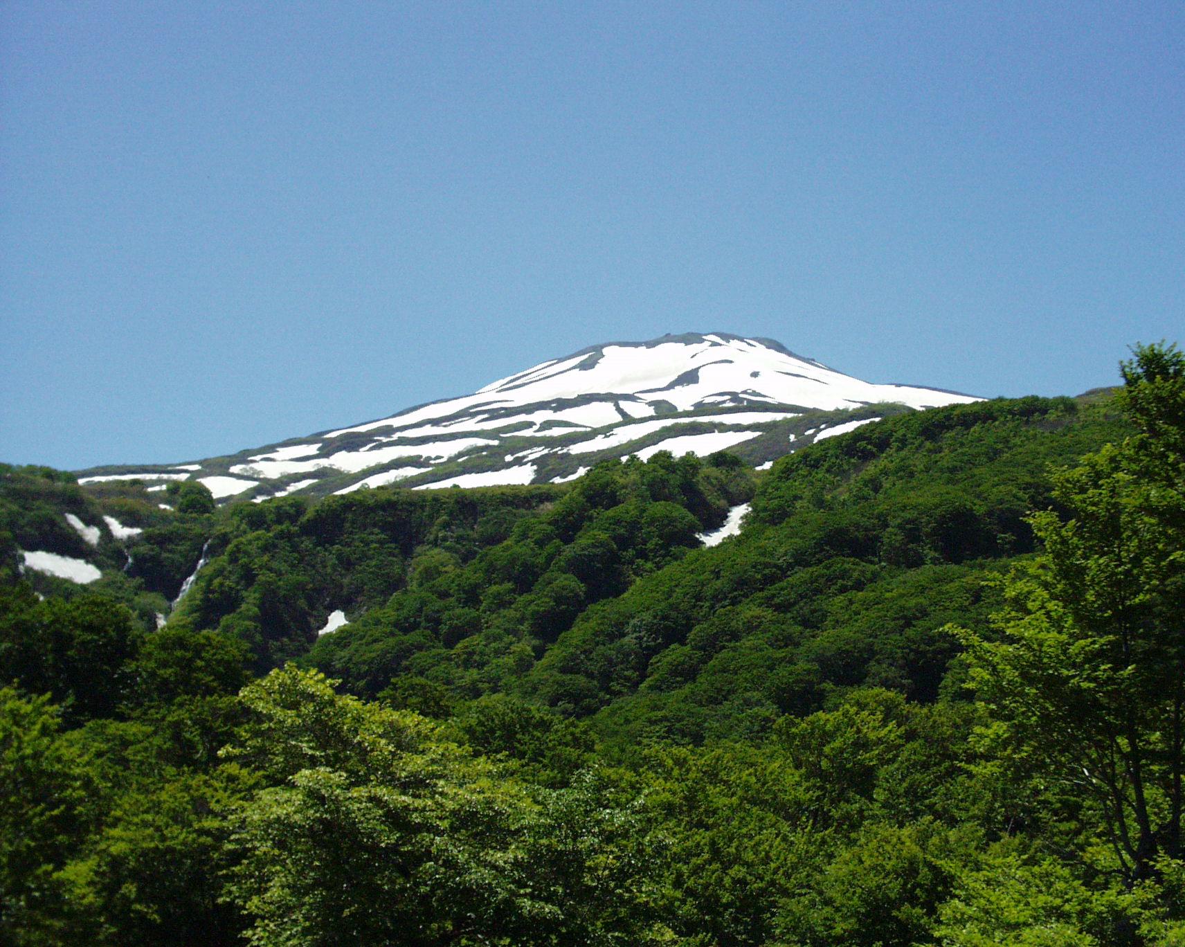 鳥海山(大清水)